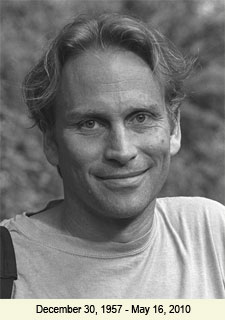 Barry Hendrickson, photographer, December 30, 1957 - May 16, 2010