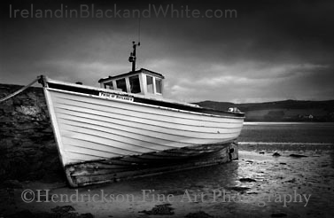 Boat, Dunfanaghy, Co Donegal Ireland