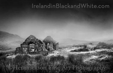 Church Ruins, Co Wicklow, Ireland