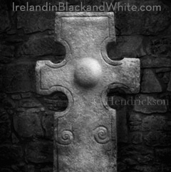 Kilfenora Cross by Hendrickson Fine Art Photo