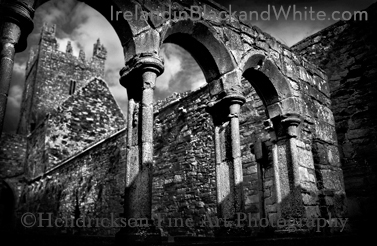 Jerpoint Abbey, Co Kilkenny, Ireland