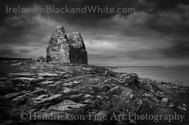 St. Benens Church, Aran Islands, Co Galway, Ireland