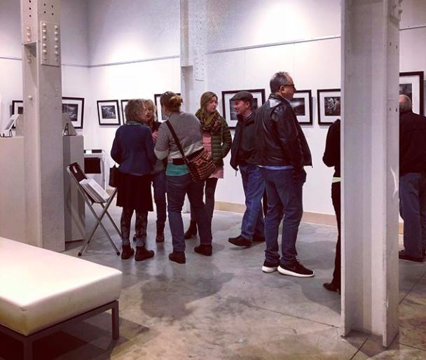 Landmark Gallery Opening