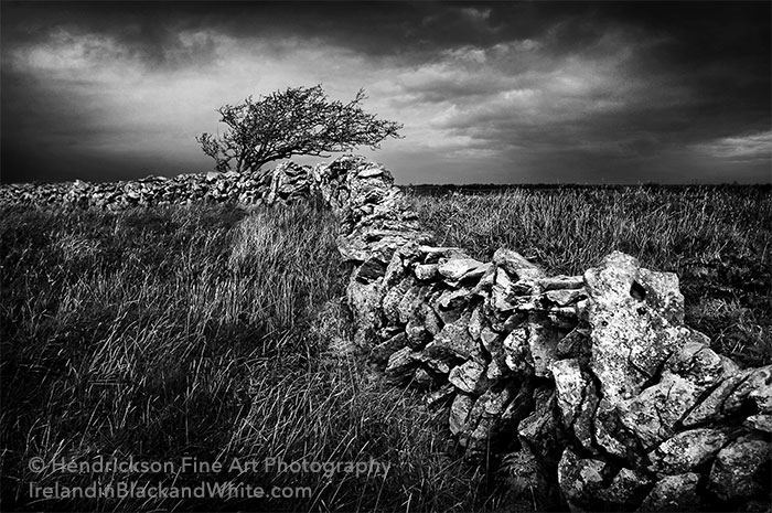 Stone Fence fine art photo