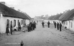 Claddagh fishing village