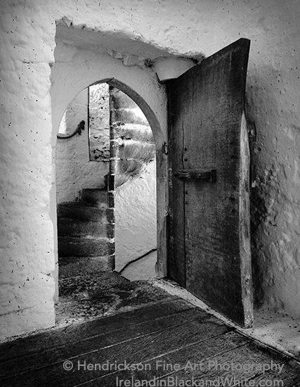 Castle Door by Barry Hendrickson